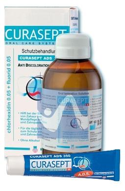 Curaden Curasept ADS Clorexidina 0,05% Colluttorio 200 ml + Gel Disinfettante