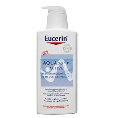 Eucerin Linea AQUAporin Active Gel Detergente Rinfrescante Pelli Delicate 400 ml