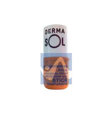 Dermasol Linea Protezione Solare SPF30 Stick Colorato Protezione Alta 5 ml