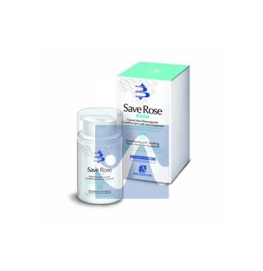Biogena Linea Couperose e Rosacea Save Rose Crema Viso Rusco e Flavonoidi 50 ml