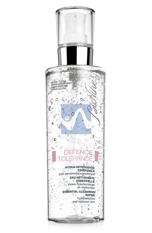 BioNike Linea Defence Tolerance Acqua Detergente Essenziale Viso e Corpo 400 ml