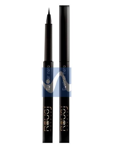 Rougj Linea Make-up Eyeliner Lunga Tenuta Pennarello Colore Nero 1,1 ml