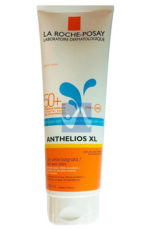La Roche Posay Linea Anthelios SPF50+ Pelle Bagnata o Asciutta Gel Corpo 250 ml