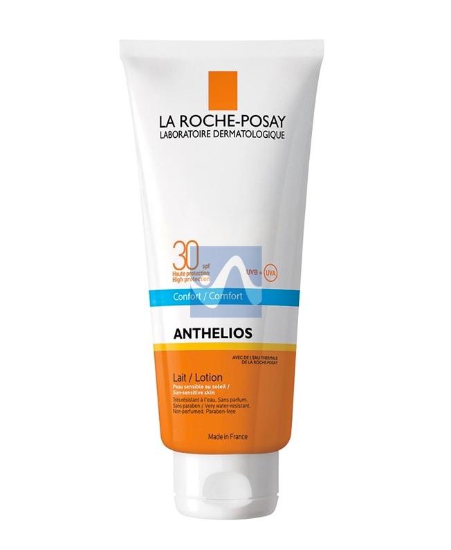 La Roche Posay Linea Anthelios SPF30 Latte Vellutato Viso Corpo No Profumo 250ml