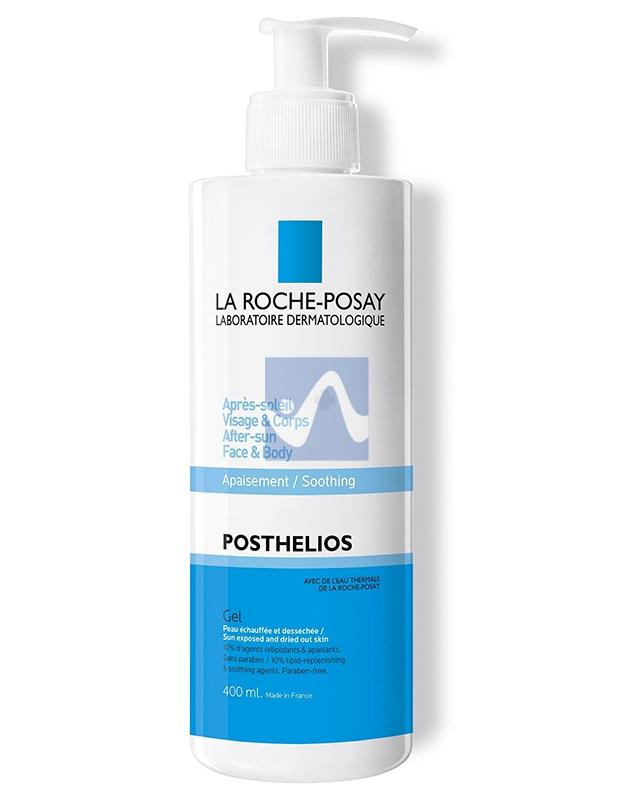 La Roche Posay Linea Posthelios Gel Doposole Emolliente Lenitivo 400 ml