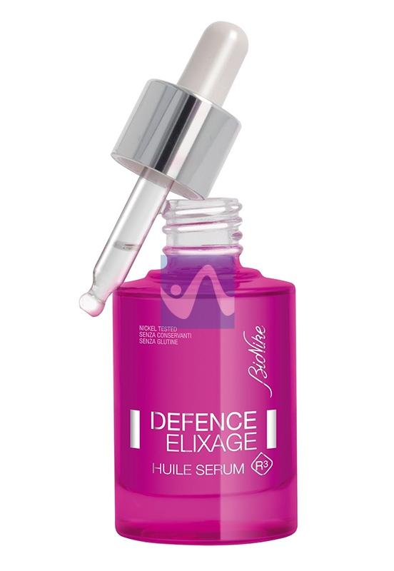 BioNike Linea Defence Elixage R3 Huile Olio Rigenerante Lifting Anti-Età 30 ml
