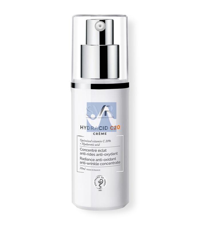 SVR Linea Hydracid C20 Crema Concentrato Anti-rughe Anti-Ossidante 30 ml