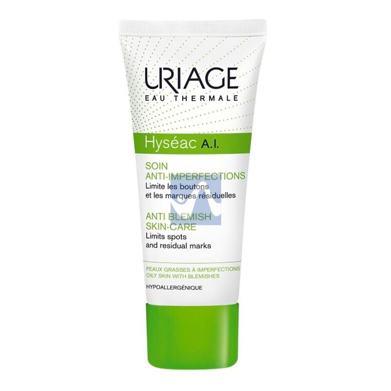 Uriage Linea Pelle Grassa Impura Hyseac A.I. Trattamento Anti-Imperfezioni 40 ml