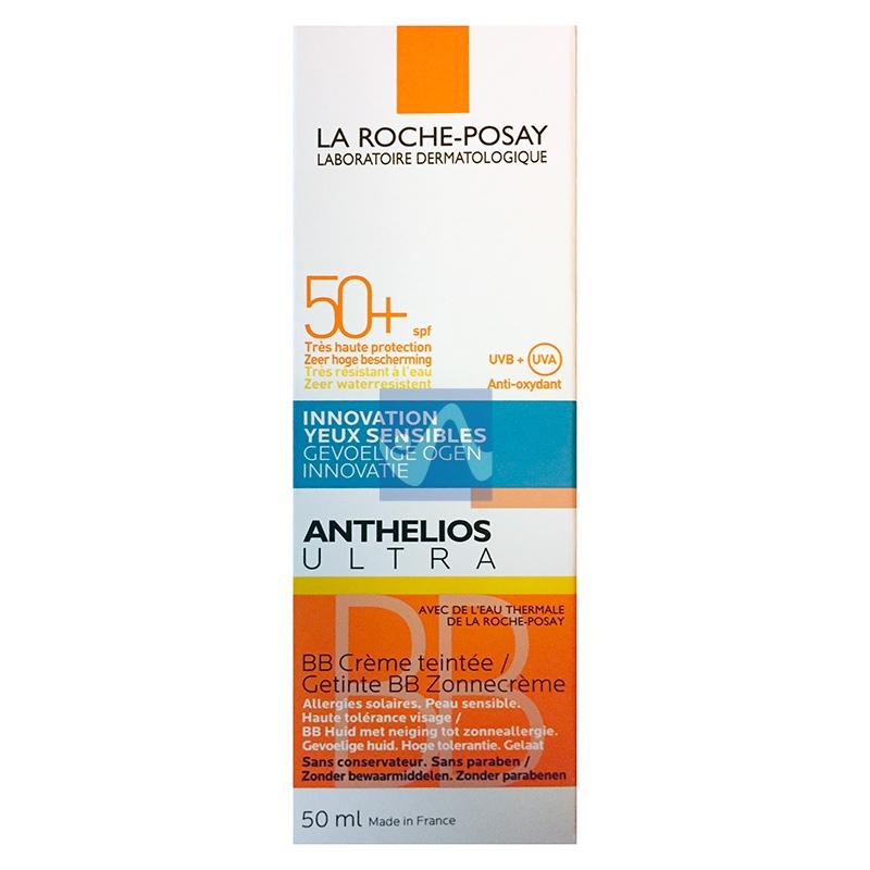 La Roche Posay Linea Anthelios SPF50+ Ultra BB Cream Occhi Sensibili 50 ml