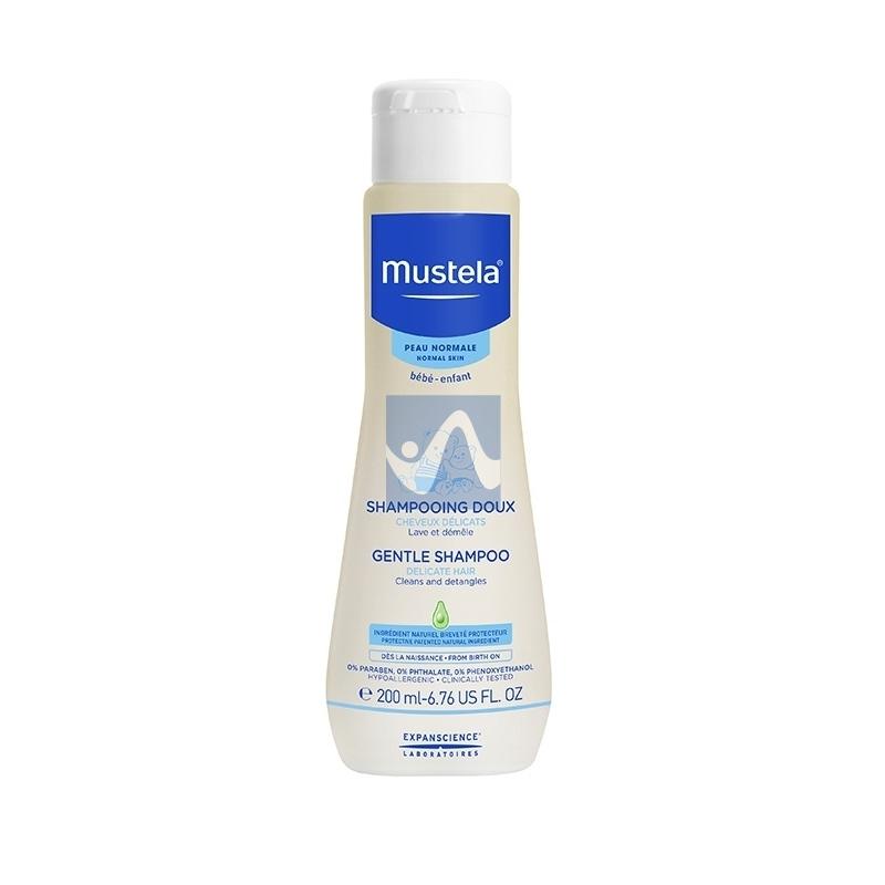 Mustela Linea Pelli Normali Shampoo Dolce Capelli Fini e Delicati 200 ml