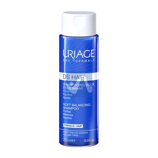 Uriage Linea D.S. Trattamenti Riequilibranti DS Shampoo Delicato 200 ml