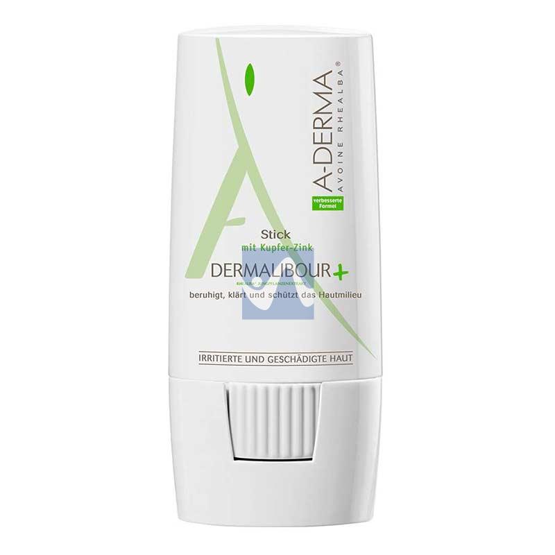 A-Derma Linea Dermalibour+ Ristrutturante Pelli Fragili Stick Lenitivo 8 g