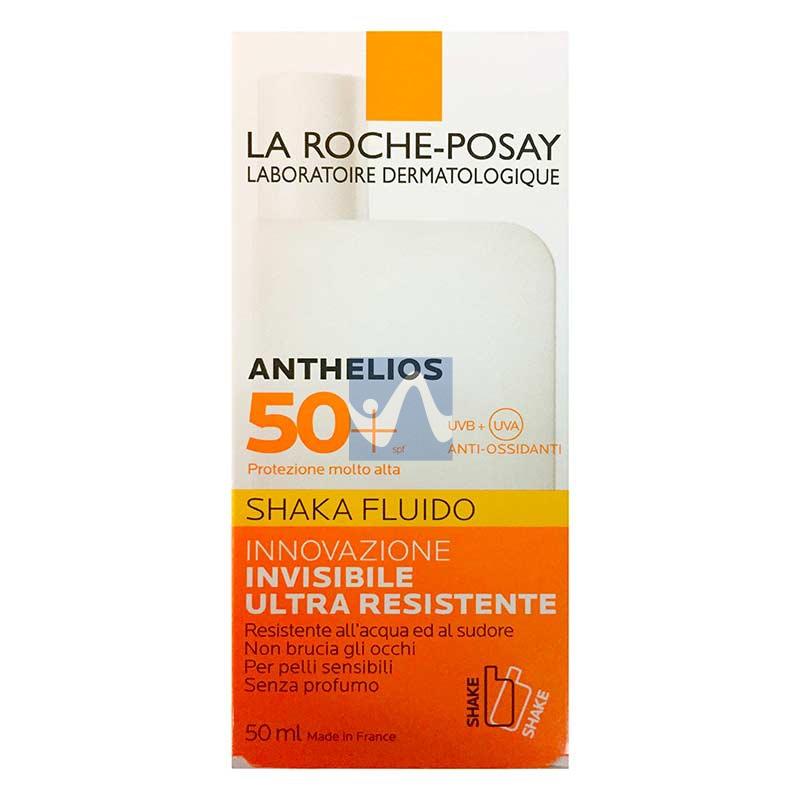 La Roche Posay Linea Anthelios SPF50+ Shaka Fluido Fresco Leggero Viso 50 ml