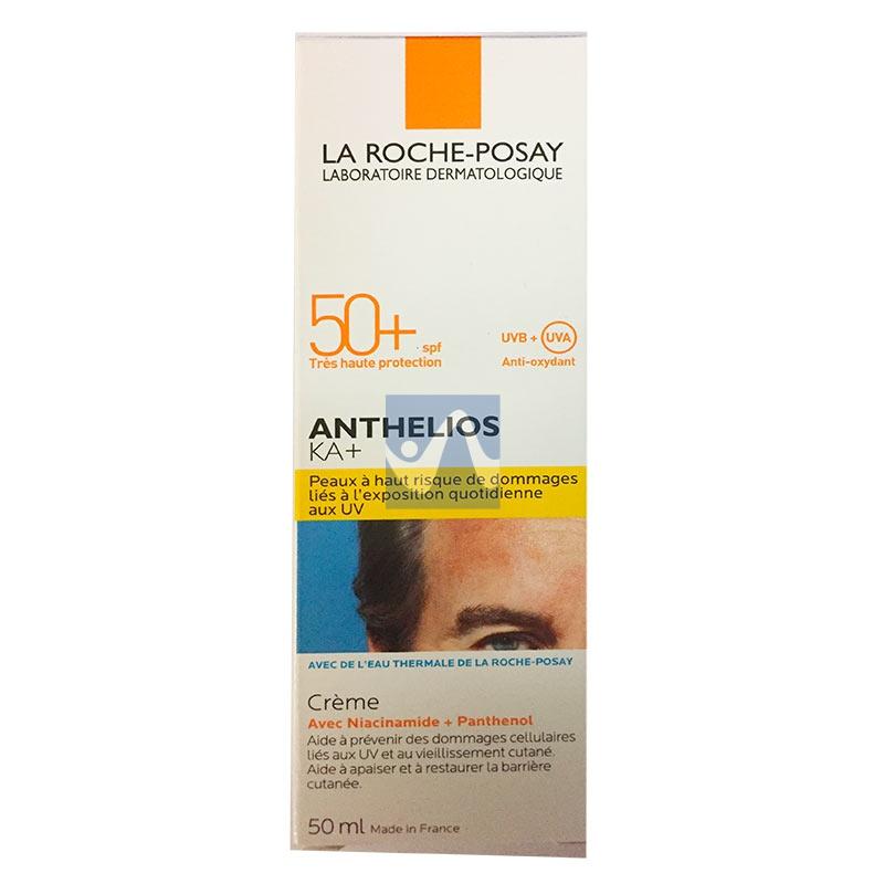 La Roche Posay Linea Anthelios SPF50+ KA+ Crema Viso Pelli Secche 50 ml